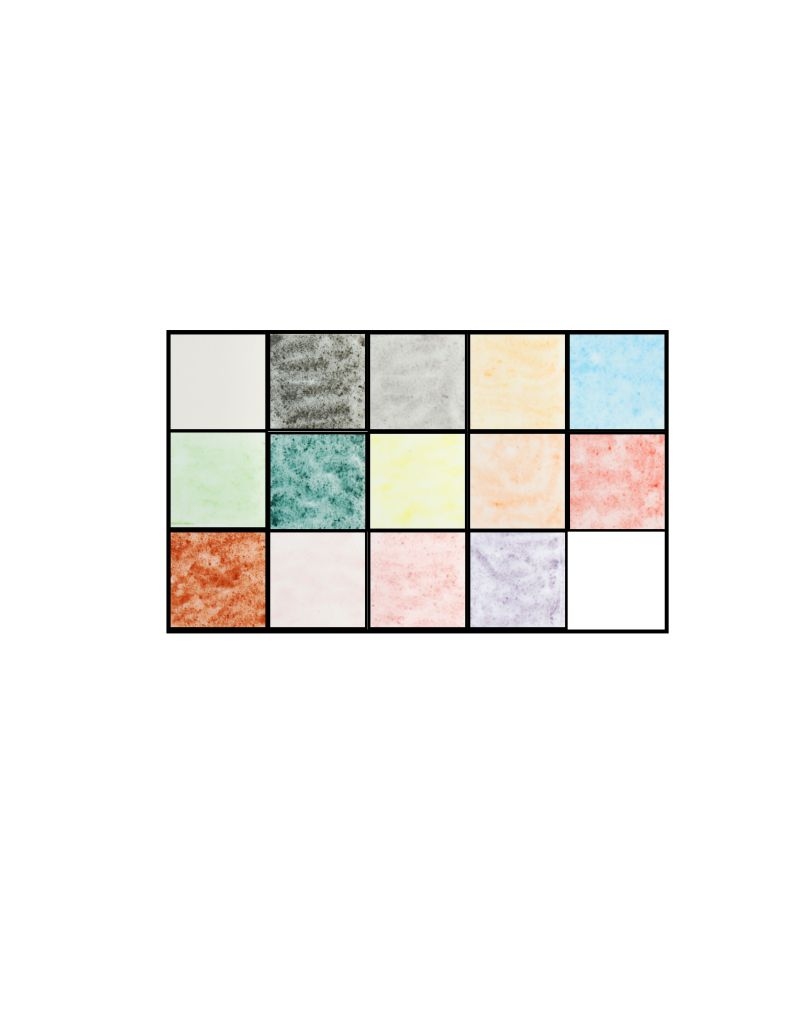 CH15 - BASIC COLOR CHALK KIT