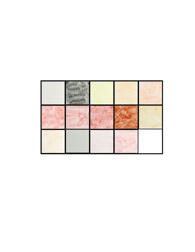 CH33 - TROPICAL COLOR CHALK KIT